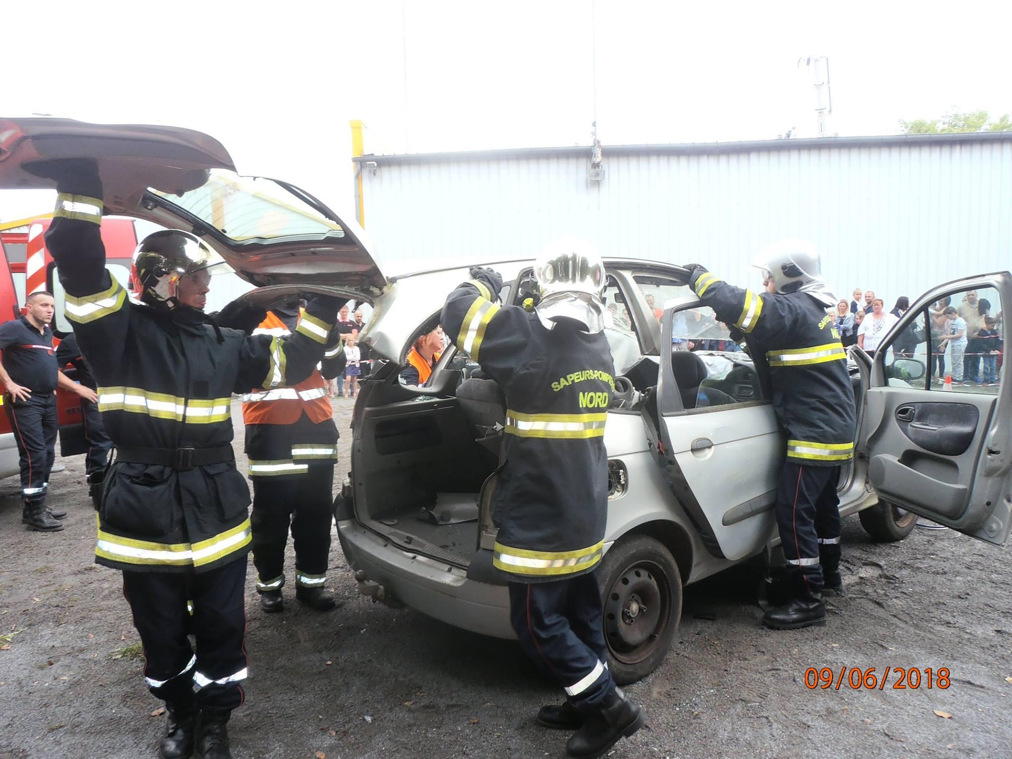 Manoeuvre de secours routiers